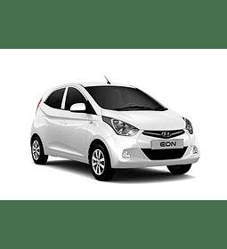 Manual De Taller Hyundai Eon (2011-2019) Español