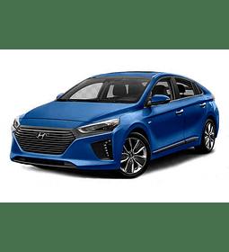 Manual De Taller Hyundai Ioniq Hybrid (2016-2018) Español