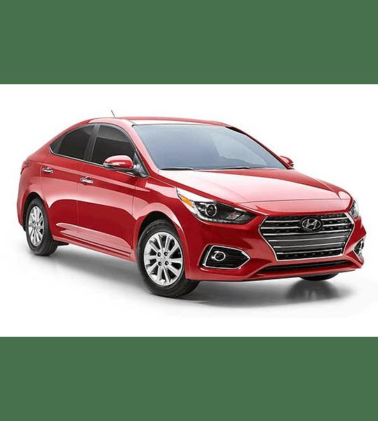 Manual De Taller Hyundai Accent (2017-2019) Español