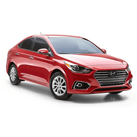 Manual De Taller Hyundai Accent (2017-2019) Español