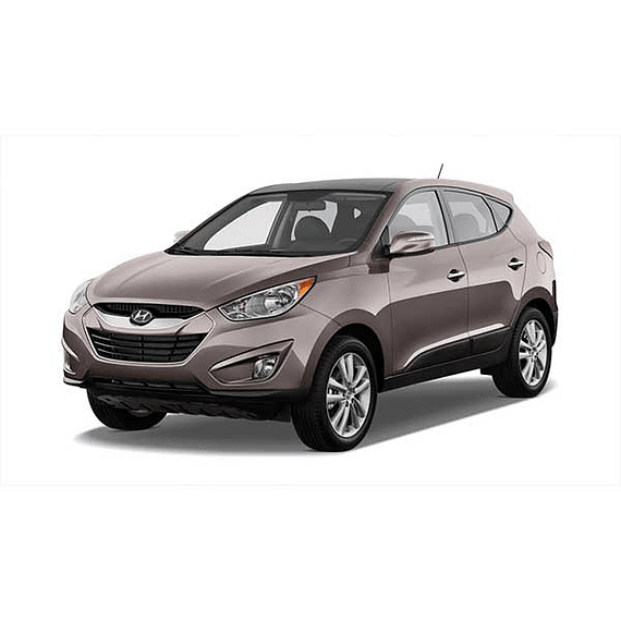 Manual De Taller Hyundai Tucson (2009-2015) Español