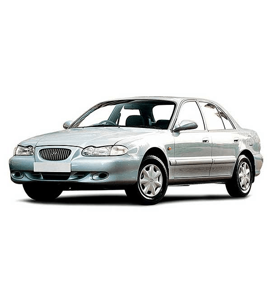 Manual De Taller Hyundai Sonata (1993-1998) Español