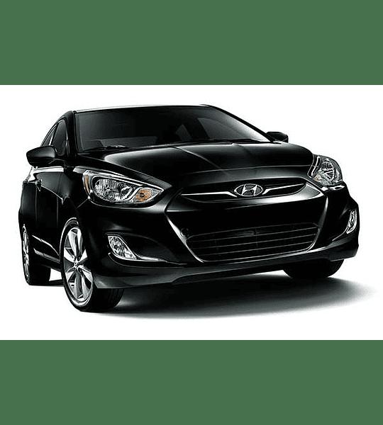 Manual De Taller Hyundai Accent (2011-2017) Español