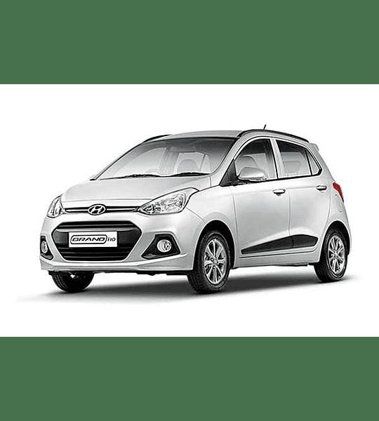 Manual De Taller Hyundai Grand I10 (2013-2018) Español