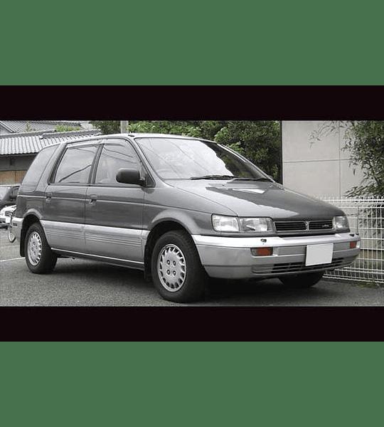 Manual De Taller Hyundai Santamo (1997-2003) Español