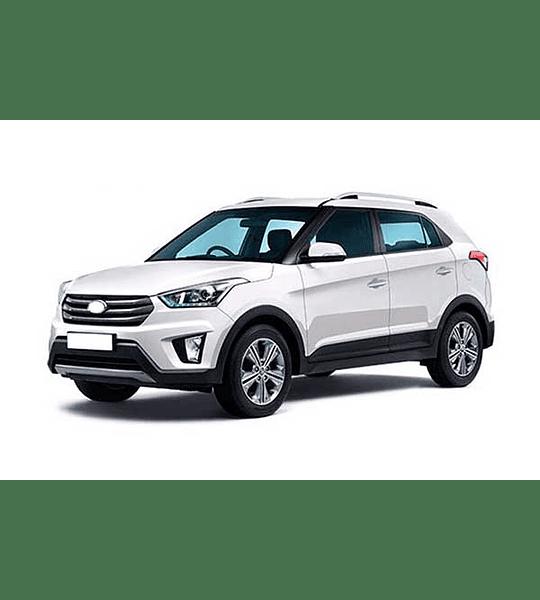Manual De Taller Hyundai Creta (2015-2019) Español