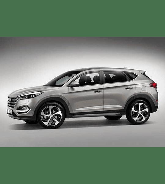 Manual De Usuario Hyundai Tucson (2015–2019) Español