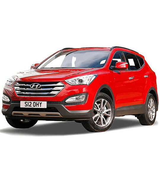 Manual De Taller Hyundai Santa Fe (2013-2018) Español