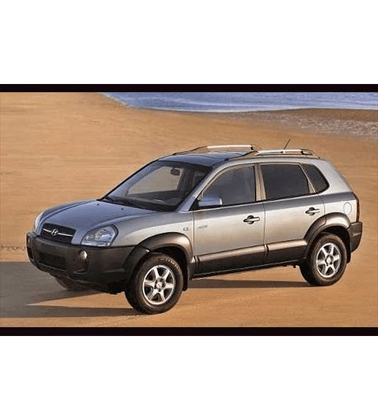 Manual De Taller Hyundai Tucson (2004-2009) Español