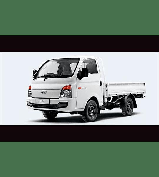 Manual De Usuario Hyundai H100 (2004-2018) Español