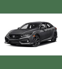 Manual De Taller Servicio Honda Civic Fc / Fk ( 2016-2019 ) Inglés