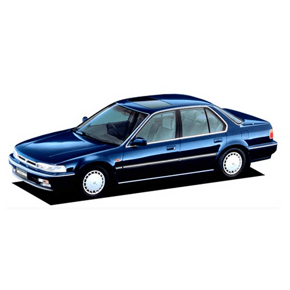Manual De Taller Honda Accord (1989-1993) Español