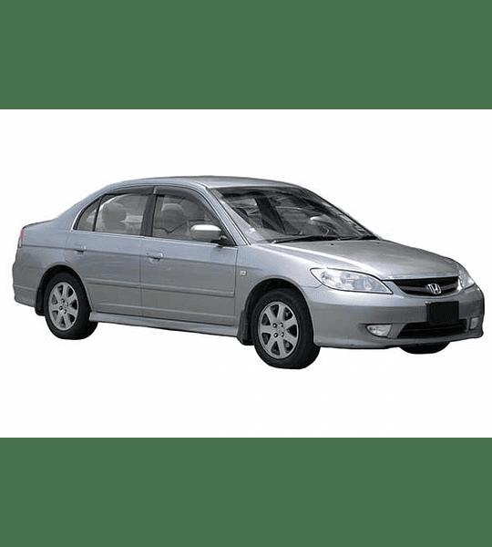 Manual De Taller Honda Civic (2000-2005) Español