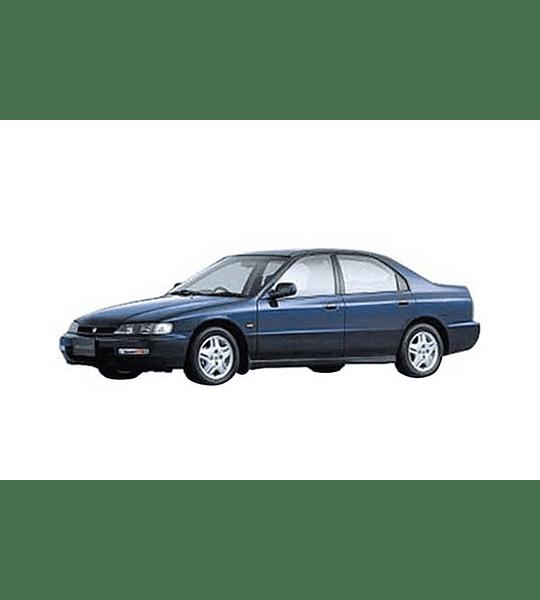 Manual De Taller Honda Accord (1993-1997) Español