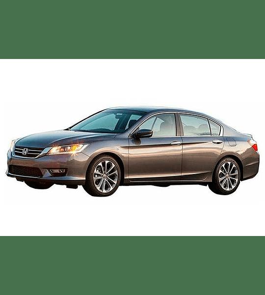 Manual De Taller Honda Accord (2013-2017) Español