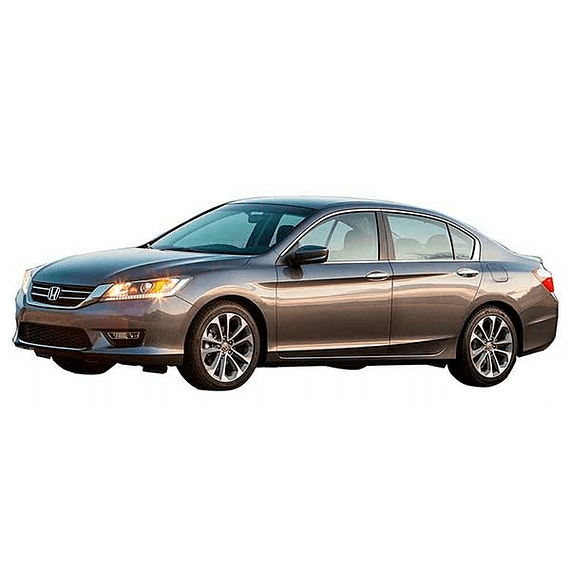 Manual De Taller Honda Accord (2013-2017) Español