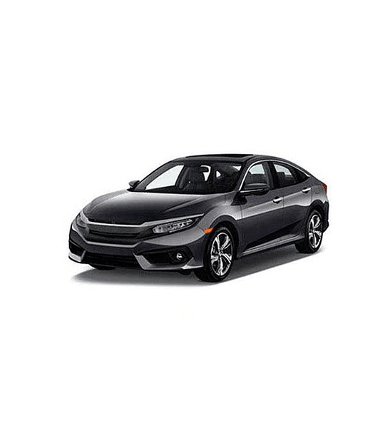 Manual De Taller Honda Civic (2016-2018) Ingles