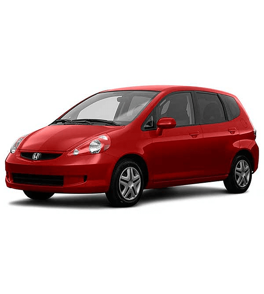 Manual De Taller Honda Fit (2001-2008) Español