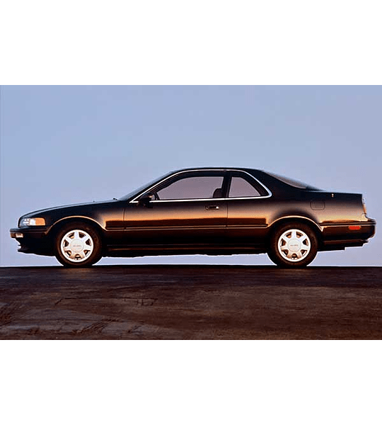 Manual De Taller Honda Legend (1990-1995) Español