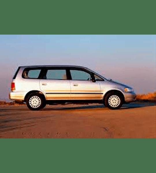 Manual De Taller Honda Odyssey (1995-1998) Español