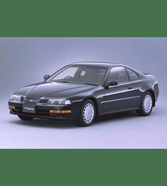 Manual De Taller Honda Prelude (1992-1996) En Español