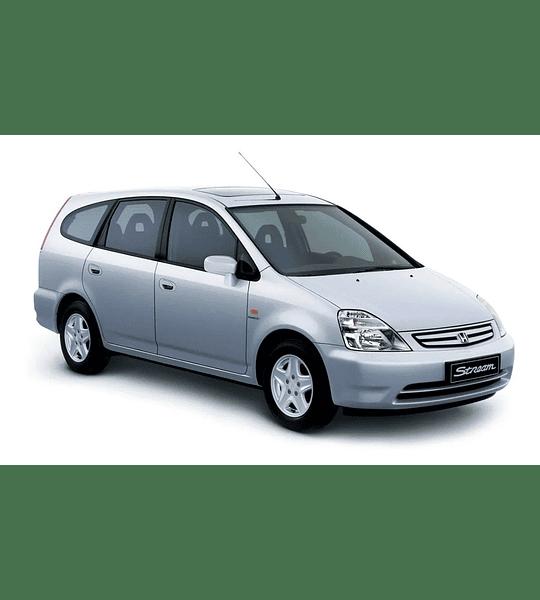 Manual De Taller Honda Stream (2000 - 2006) En Inglés