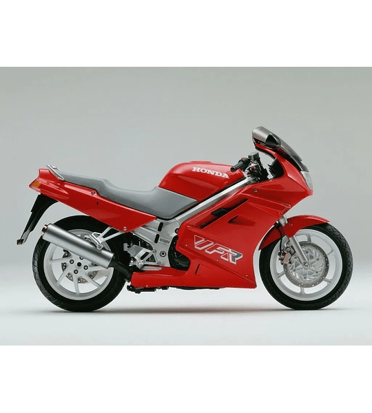 Manual De Taller Honda Vfr 750 (1986-1989) En Inglés