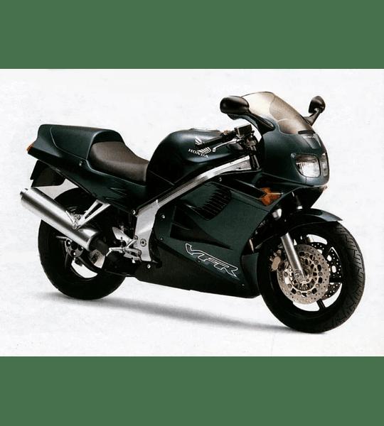 Manual De Taller Honda Vfr 750 (1990-1997) En Inglés
