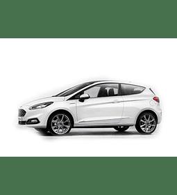 Manual De Taller Ford Fiesta (2009-2019) En Ingles