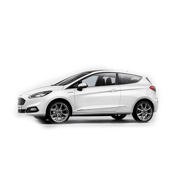 Manual De Taller Ford Fiesta (2009-2019) En Ingles