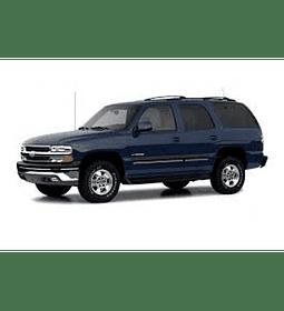 Manual De Taller Chevrolet Tahoe (2000-2006) Español