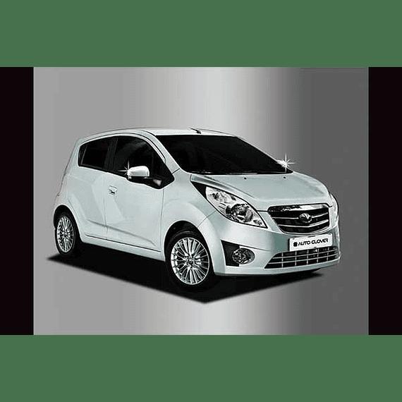 Manual De Taller Chevrolet Spark (2005-2014) Español