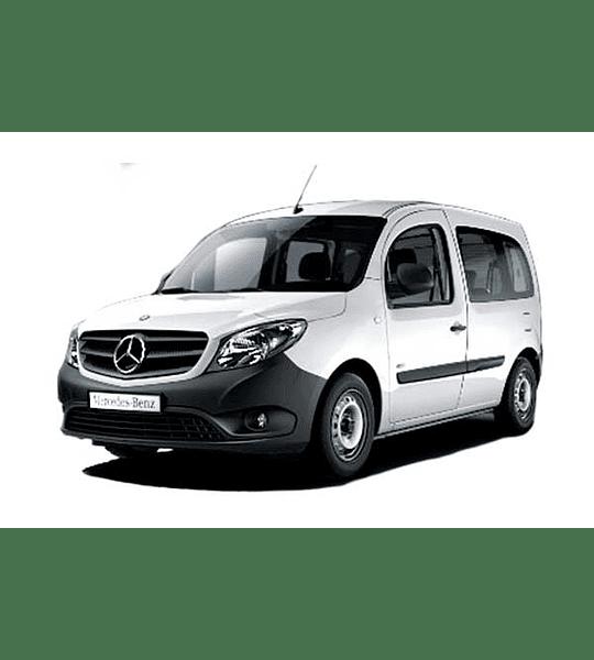 Manual De Taller Mercedes Benz Citan (2012–2019) Inglés