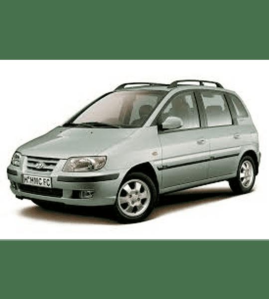 Manual De Taller Hyundai Matrix (2002-2011) Español