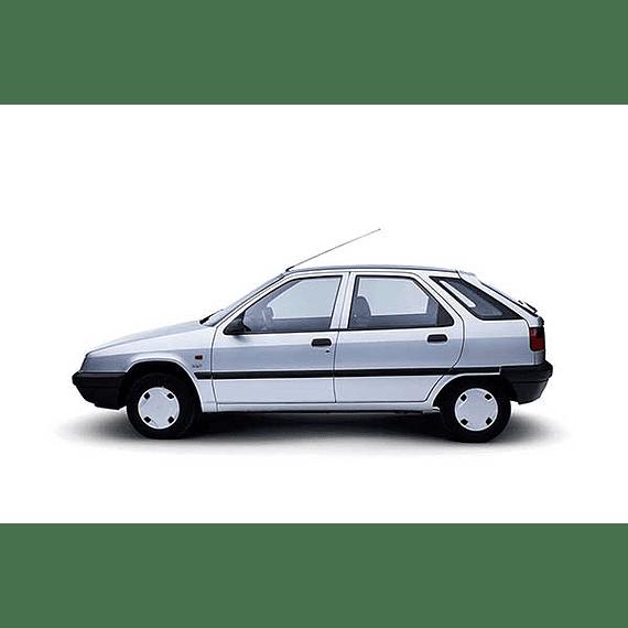 Manual De Taller Citroen Zx (1991-1998) Español