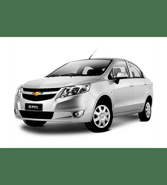 Manual De Taller Chevrolet Sail (2015–2019) Español