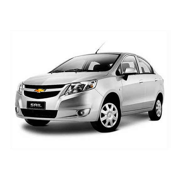 Manual De Taller Chevrolet Sail (2015–2019) Español