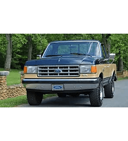 Manual De Taller Ford F150 (1986-1991) En Español