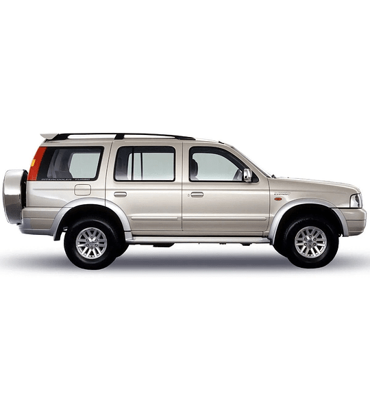 Manual De Taller Ford Everest (2003-2006) En Español
