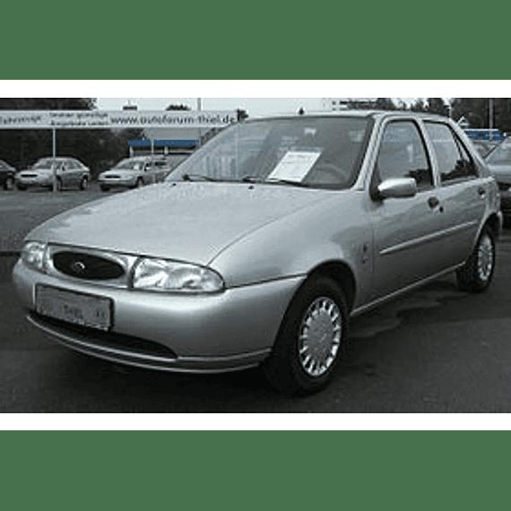 Manual De Taller Ford Fiesta (1995-2002) En Español