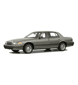 Manual De Taller Ford Grand Marquis (1998-2002) Ingles