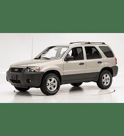 Manual De Taller Ford Escape (2001-2007) Español