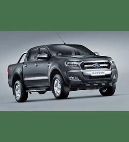 Manual De Taller Ford Ranger (2015-2019) Ingles