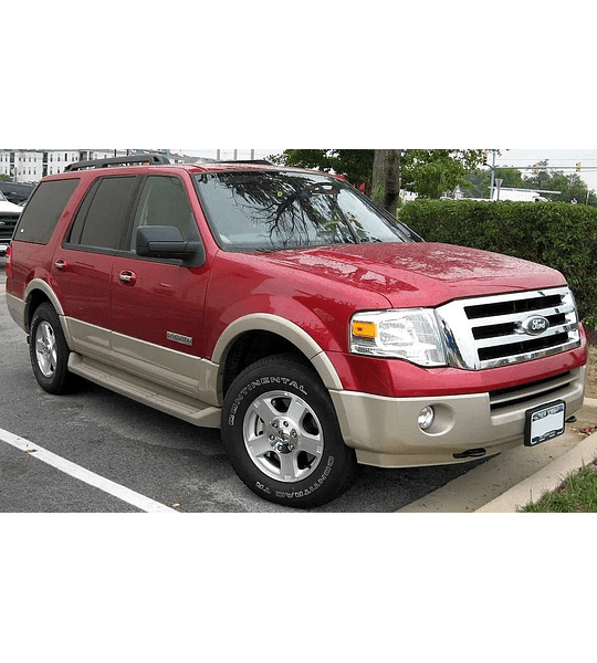 Manual De Taller Ford Expedition (2007-2017) En Inglés