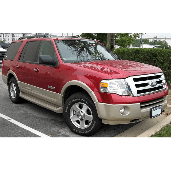 Manual De Taller Ford Expedition (2007-2017) En Inglés