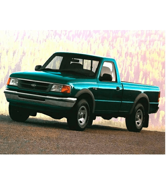Manual De Taller Ford Ranger (1993-1997) En Español