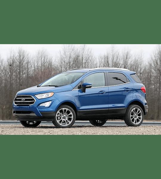 Manual De Despiece Ford Ecosport ( 2013 - 2018 ) En Español
