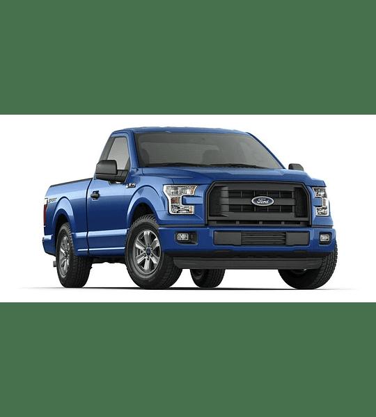 Manual De Taller Ford F150 (2015-2018) En Español