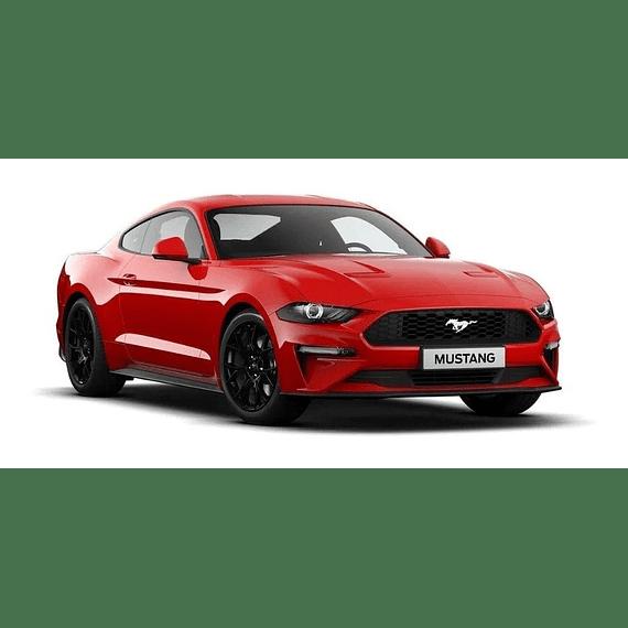 Manual De Taller Ford Mustang (2015-2019) En Español