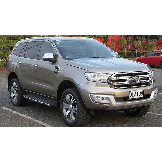 Manual De Despiece Ford Everest (2015-2018) En Español